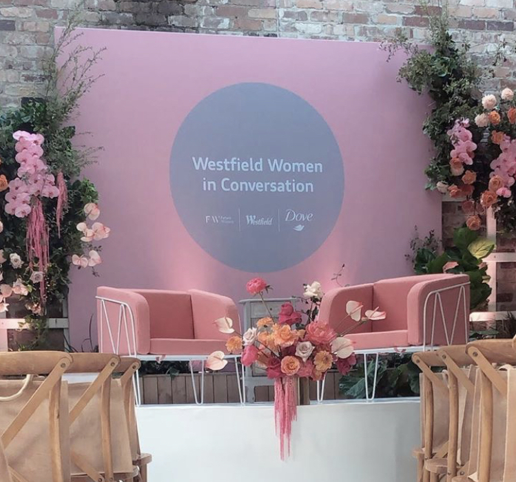 love, hope, flowers, lhflowers, wedding flowers, flowers, Sydney, Sydney florist, westfield, women, bright, flowers, stage, flowers, pink, flowers, orchids, stage, set up, props, corporate, flowers