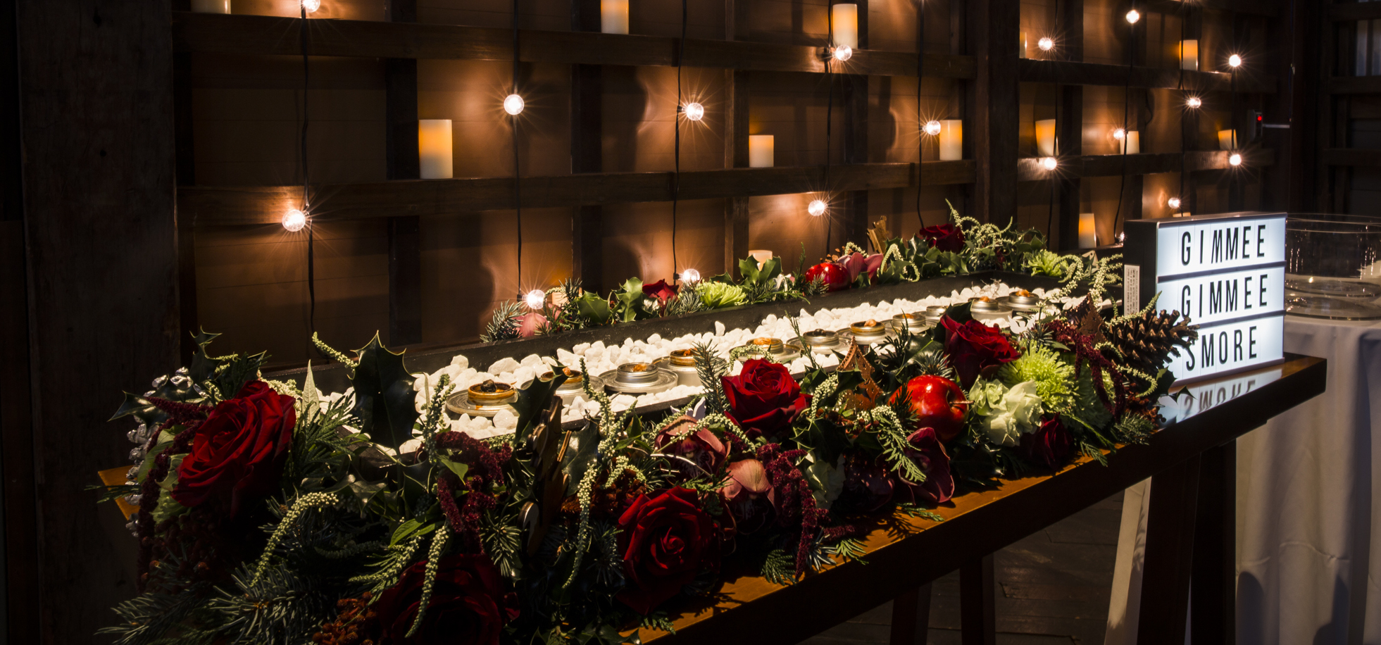love, hope, flowers, lhflowers, wedding flowers, flowers, Sydney, Sydney florist, woollomooloo, red, roses, xmas, july, pine, cones, fire, corporate, function, lighting, holly