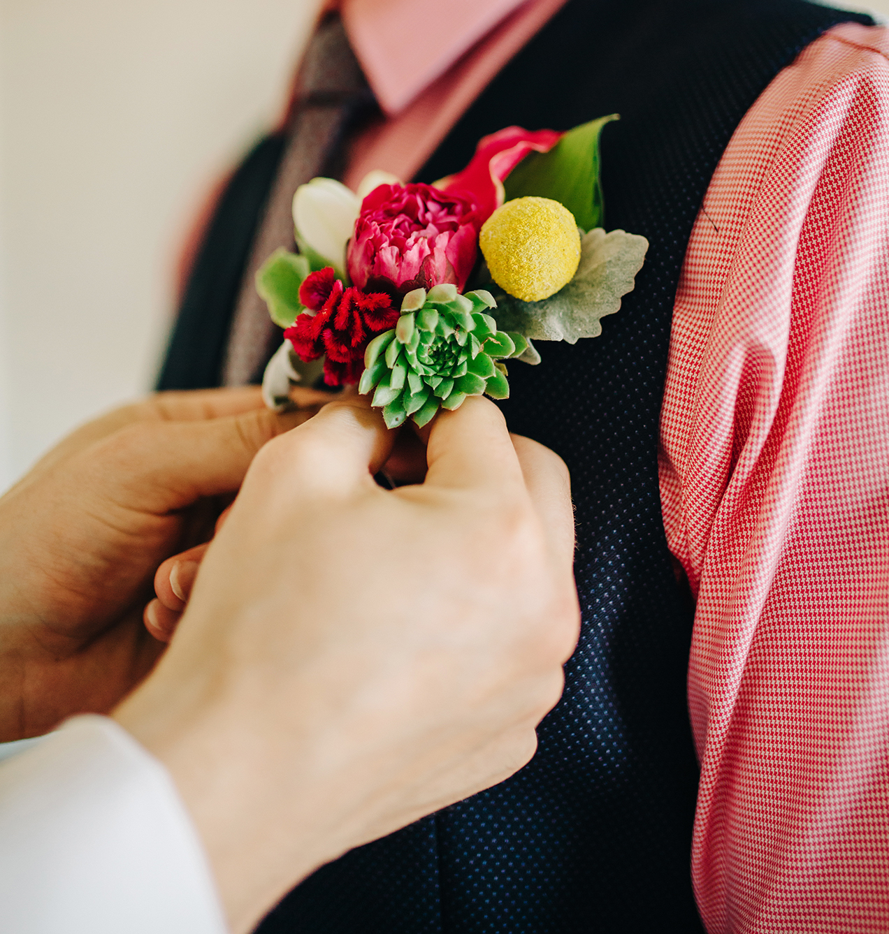 love, hope, flowers, lhflowers, wedding flowers, flowers, Sydney, Sydney florist, watsons, bay, hotel , succulent, button, hole,  colourful, button, hole, peonie, rose, button hole, gunners, barracks, mosman