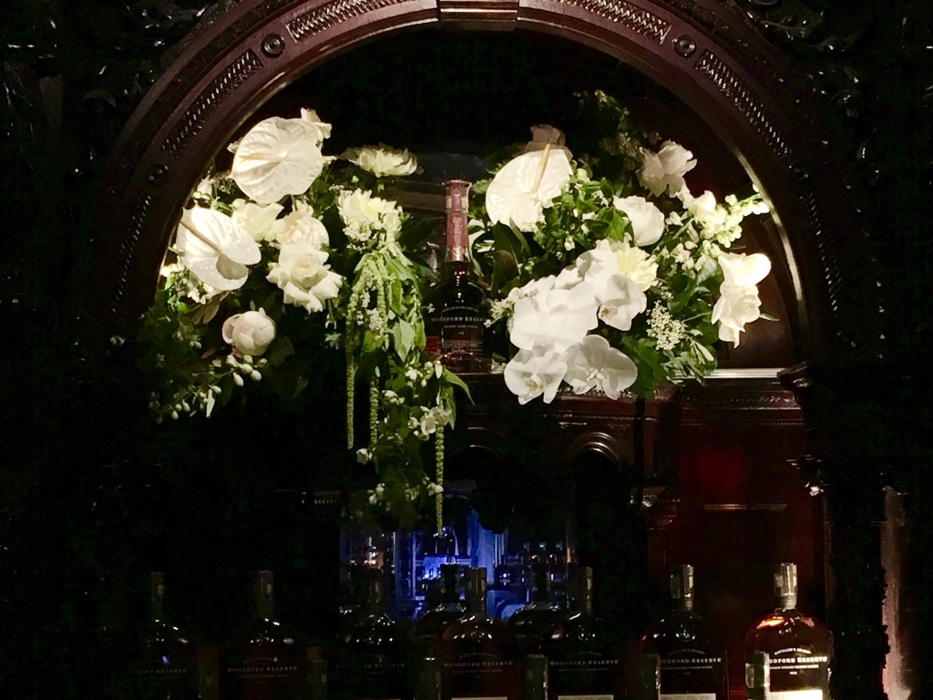 love, hope, flowers, lhflowers, wedding flowers, flowers, Sydney, Sydney florist, hilton, sydney, corporate, event, private, function, alcohol, whiskey, night